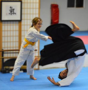 homeschooling group children martial arts course image