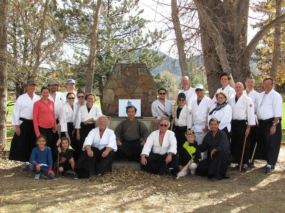 Colorado Ki Aikido Rocky Mountain Ki Society Seminar in Estes Park
