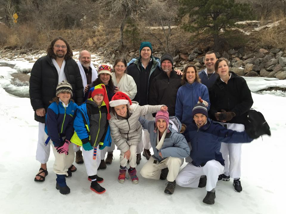 Boulder Ki Aikido Boulder Creek Misogi group pic