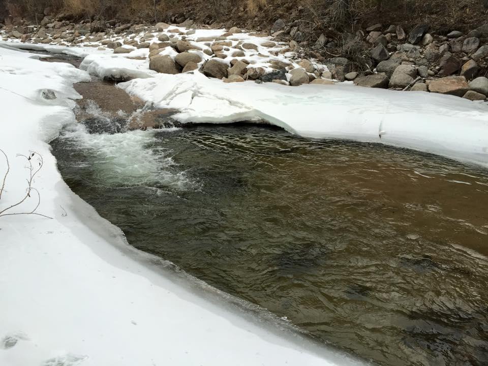 Boulder Ki Aikido Boulder Creek River Misogi