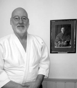 Eriksson Sensei Sweden Ki Aikido with Tohei Sensei