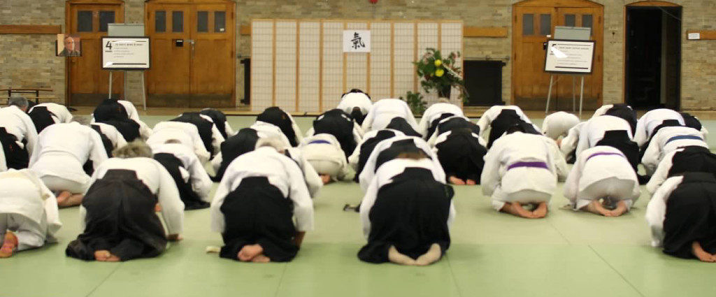 2010 National Ki Aikido Seminar with Shinichi Tohei Sensei
