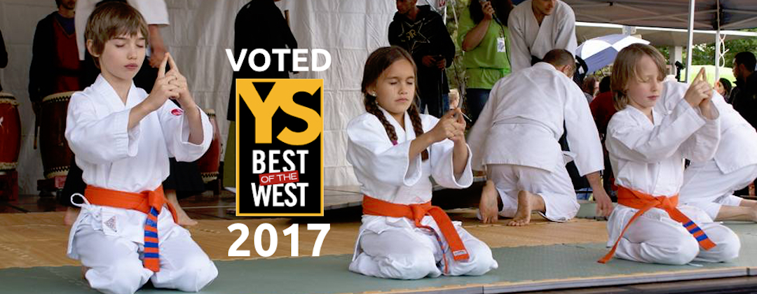 2017 Best Martial Arts Dojo | The People's Choice Awards by Yellow Scene Magazine