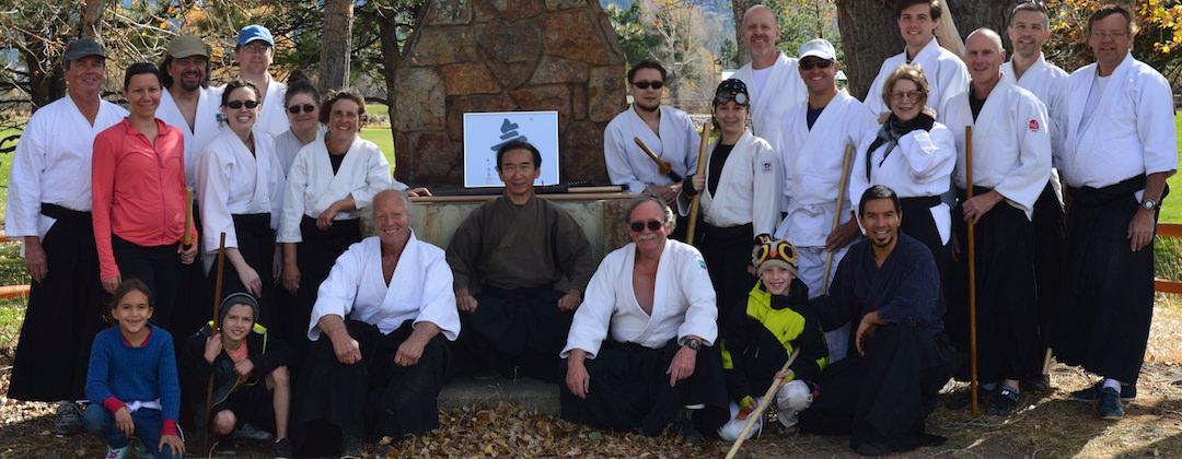Kashiwaya Weapons Camp Estes Park 2018 Aikido Camp IMAGE