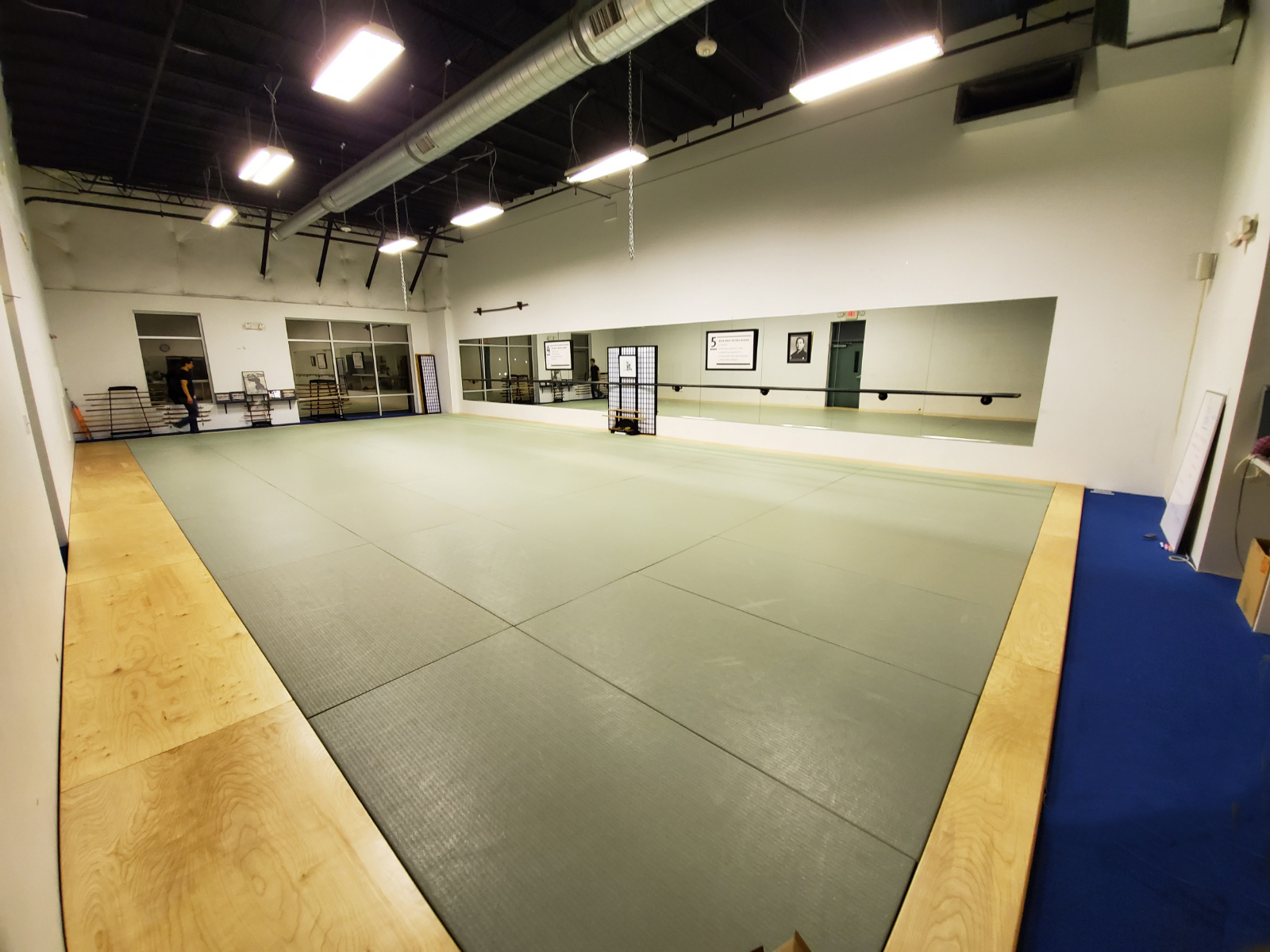 studio rental | Boulder dojo space for rent by the hour