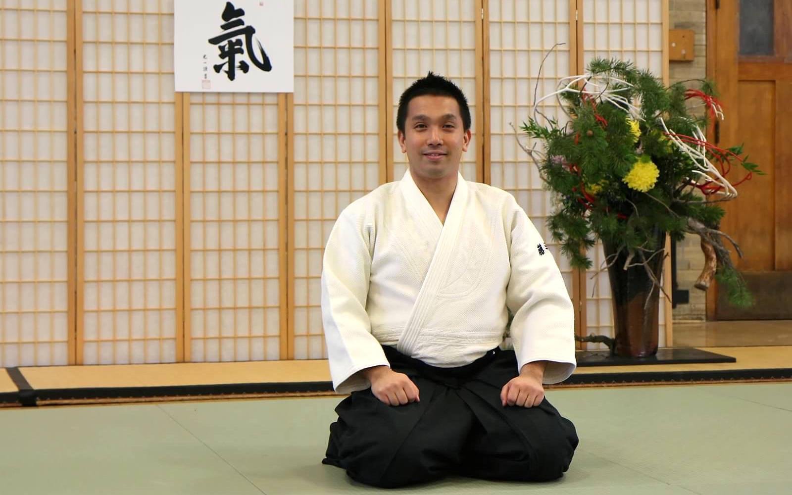 Shinichi Tohei Sensei 2017 Seminar Midland Ki Federation