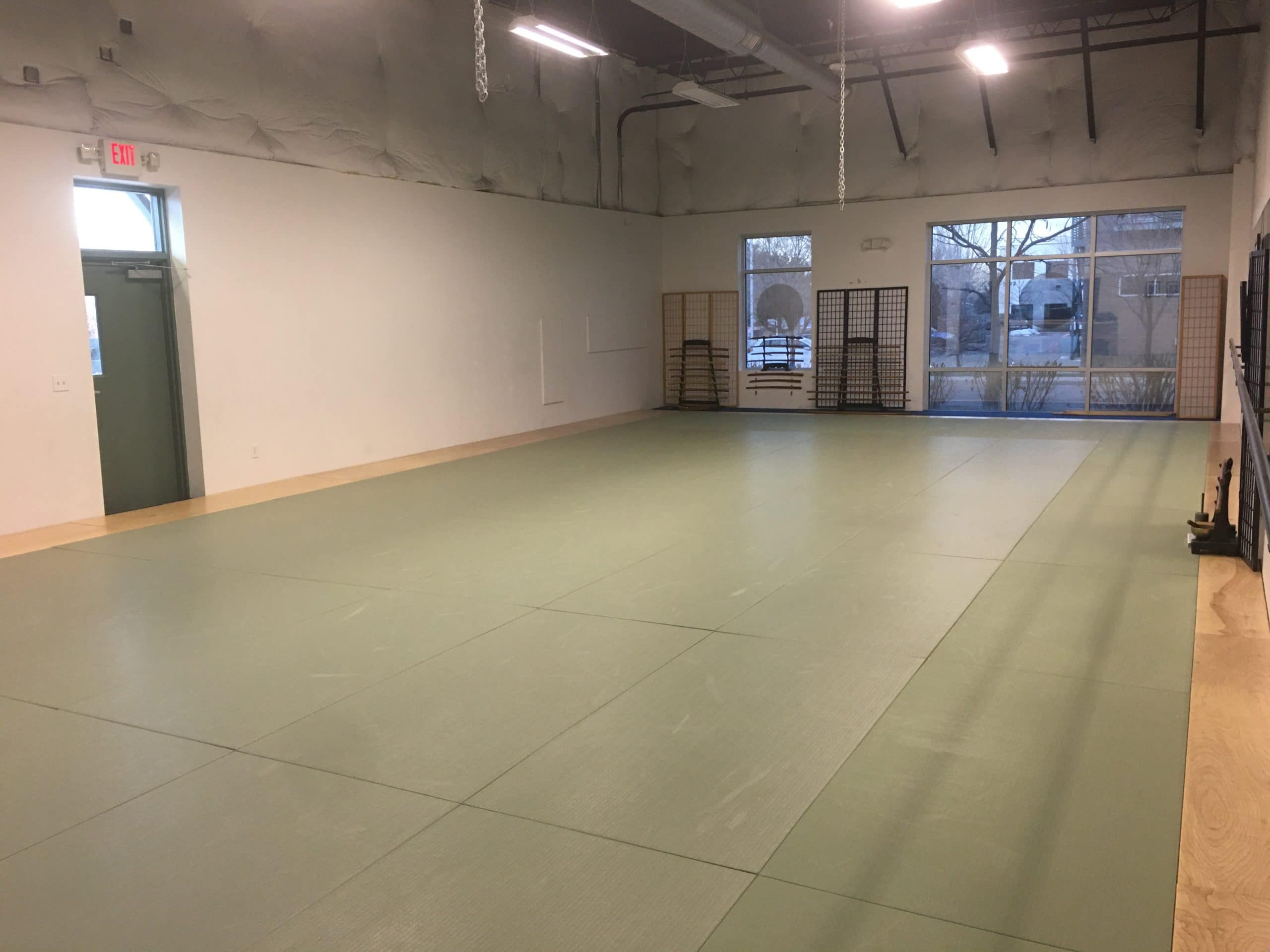Boulder Studio Rental-Dojo Space for Rent by the Hour 2