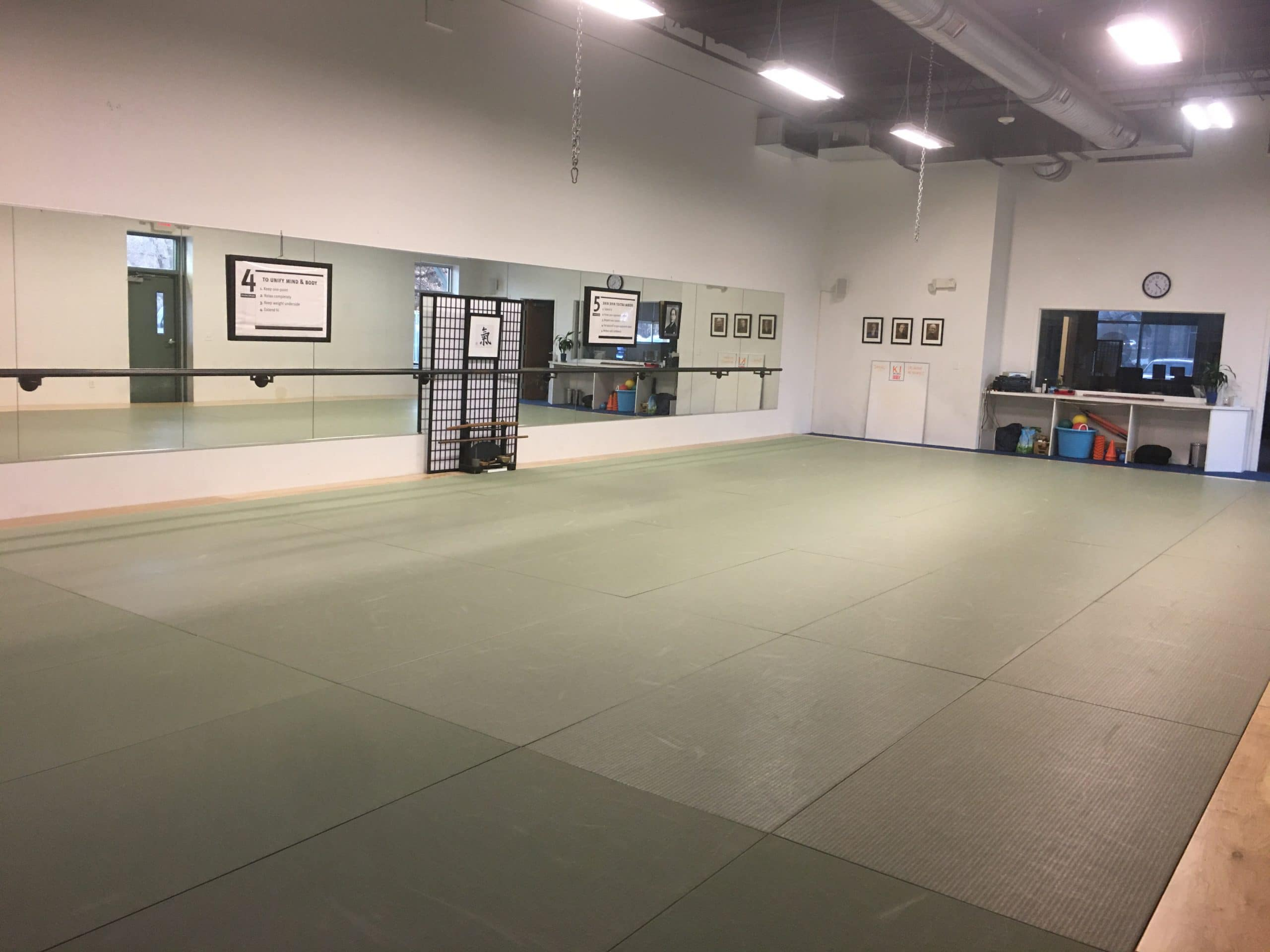 Boulder Studio Rental-Dojo Space for Rent by the Hour 4