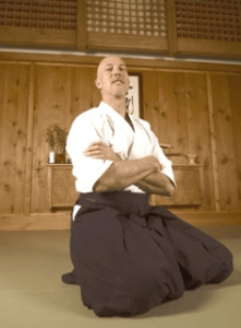 Photo of Edgar Johansson Sensei Denver Aikikai
