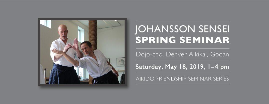 Edgar Johansson Sensei 2019 Spring Seminar slide