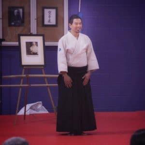 2019 Aikido University Seminar - Villacorta Sensei