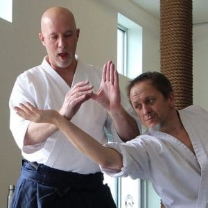 Edgar Johansson Sensei - Aikido University Seminar 2019