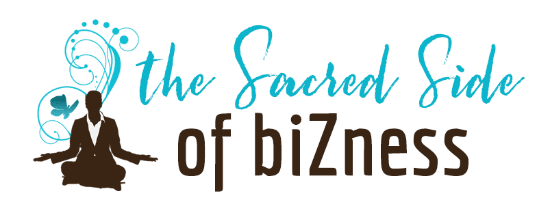 sacred side of BiZness logo