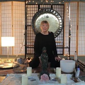 Sound Bath Meditation at One Dojo Boulder with Avilone Starre image