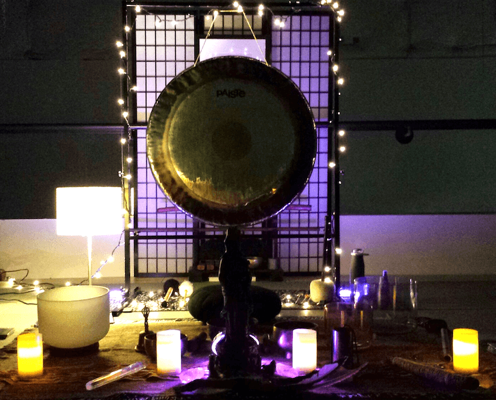 Sound Bath Meditation at One Dojo Boulder image