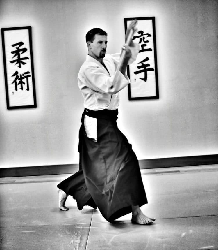 Boulder Ki Aikido Instructor Randy Thompson Sensei image